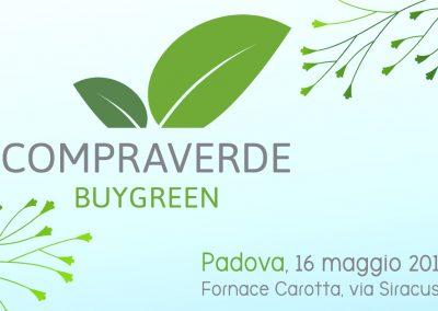 Padova e acquisti verdi: esperienze e prospettive future con il Forum CompraVerde-BuyGreen