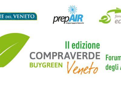 II Edizione per CompraVerde Veneto, il Forum regionale degli Acquisti Verdi
