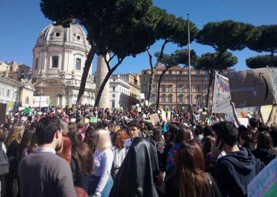 Greta Thunberg a Roma, insieme per il clima e la conversione ecologica