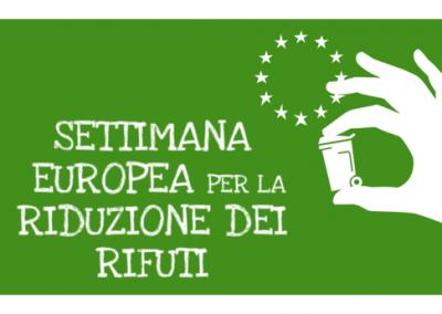 Dal 16 al 24 novembre l'11a edizione della Settimana Europea per la Riduzione dei Rifiuti