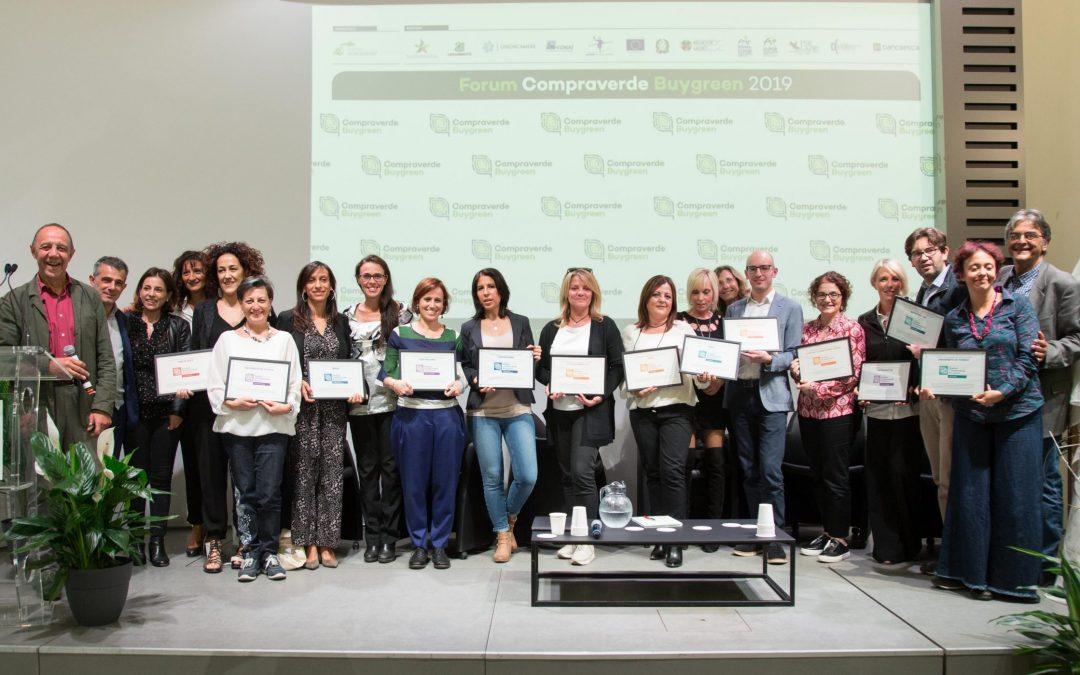 Si conclude la XIII edizione del Forum Compraverde. Emersa sempre maggiore attenzione agli acquisti verdi.