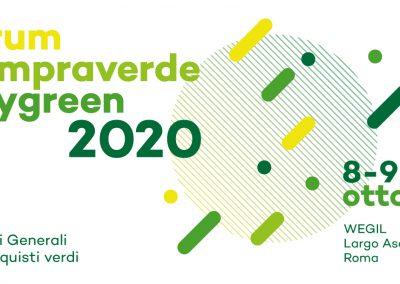 Forum Compraverde Buygreen, tornano gli Stati Generali degli acquisti verdi