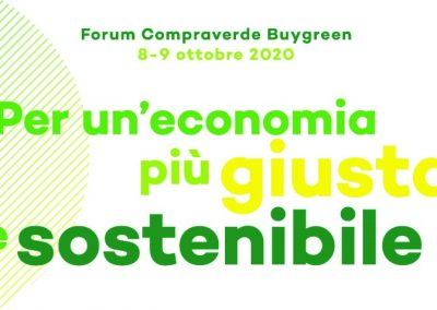 In arrivo il Forum Compraverde 2020, quest'anno anche in versione digitale