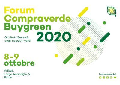 Compraverde 2020, una digital edition per la transizione ecologica