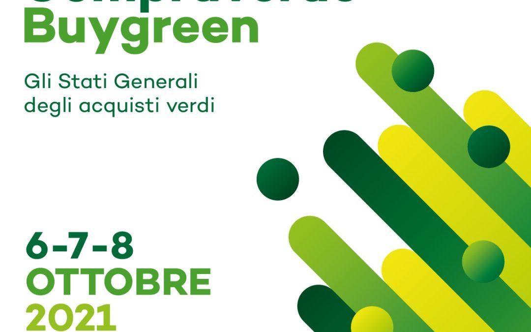 Forum 2021, dal 6-8 ottobre torna Compraverde Buygreen