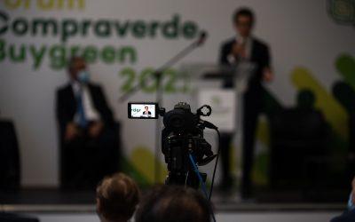 Forum Compraverde 2021, disponibili online gli eventi della XV edizione